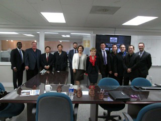 Metcam Welcomed Canadian Business and Government Leaders to Facility